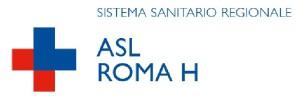 Logo ASL Roma H