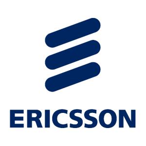 Logo Ericsson
